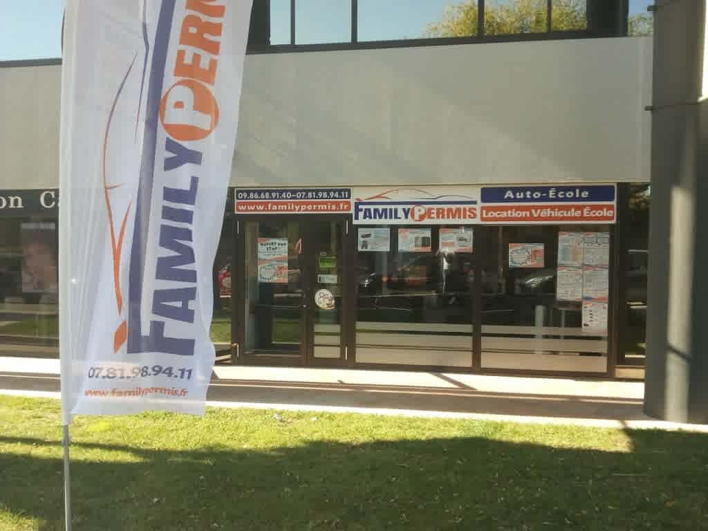 Family Permis – Aix - Aix-en-Provence