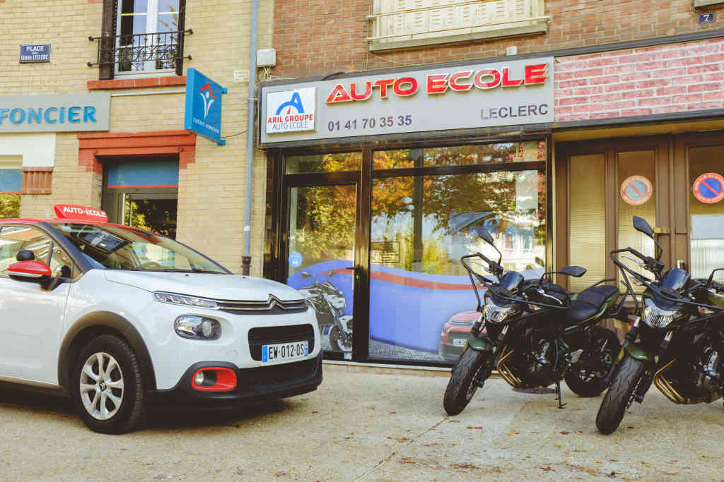 Auto-école Leclerc - Aulnay-sous-Bois