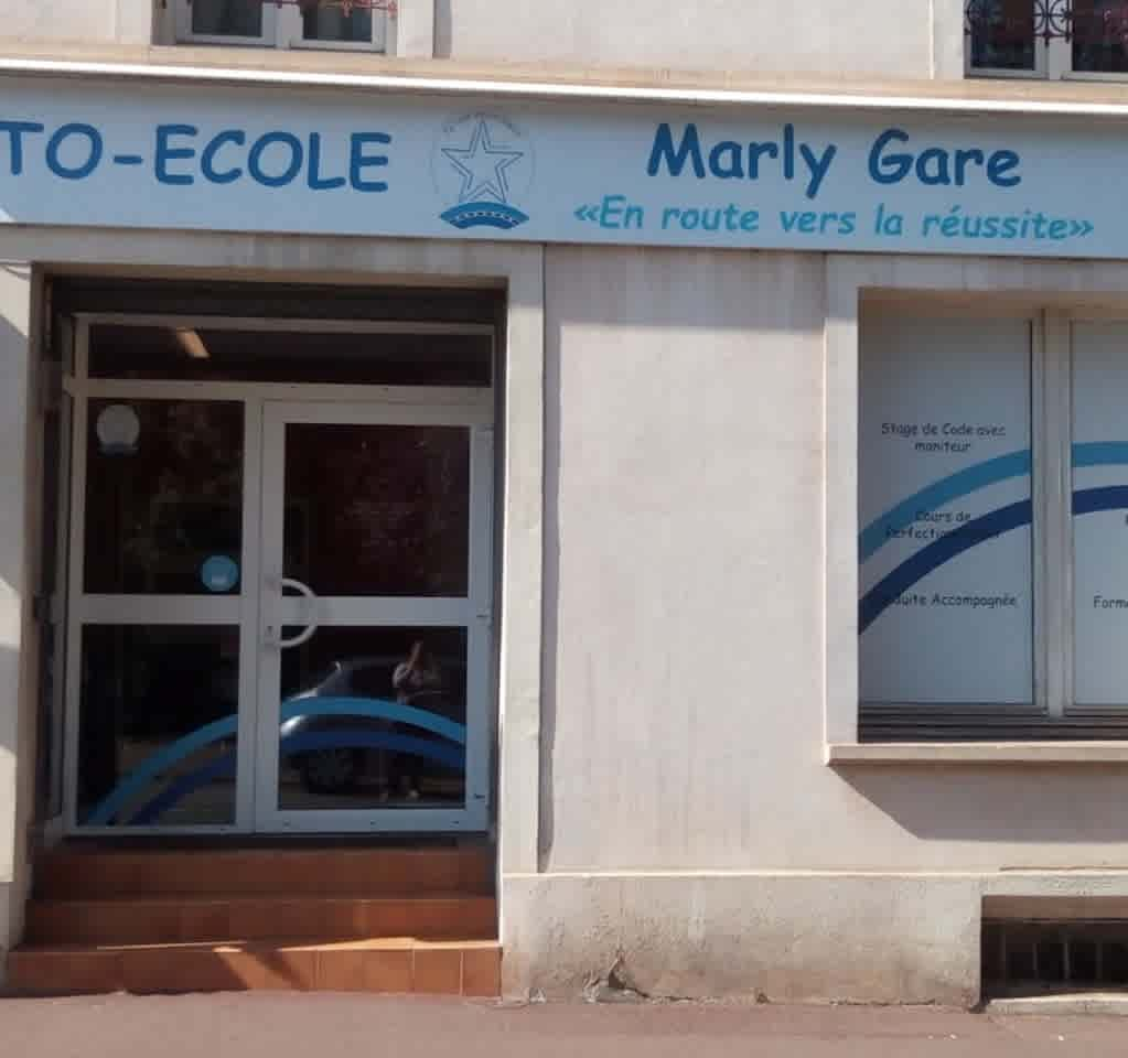 Auto-école Marly Gare - Marly-le-Roi