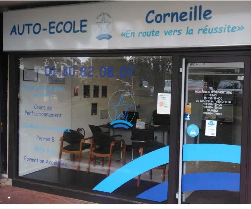 Corneille Conduite - La Celle-Saint-Cloud
