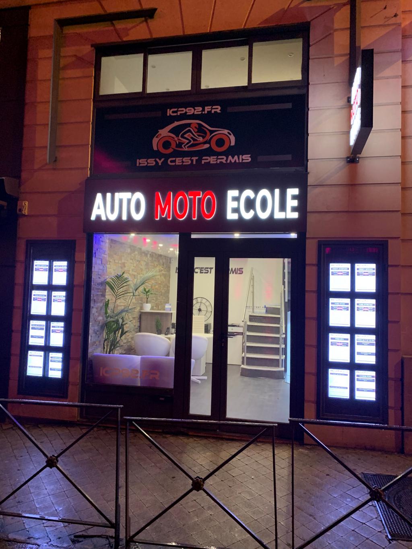 Issy C'est Permis Auto-moto-école - Issy-les-Moulineaux