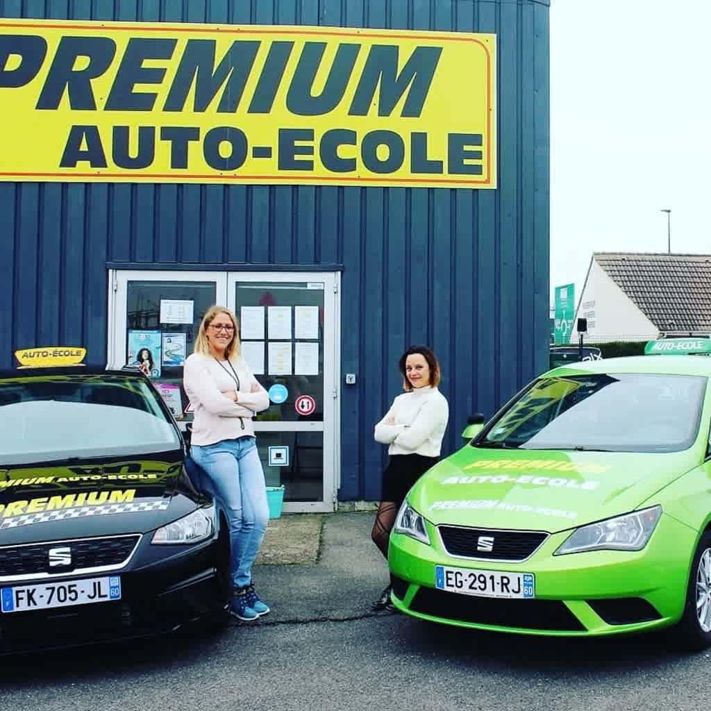 Premium Auto-école - BEAUVAIS