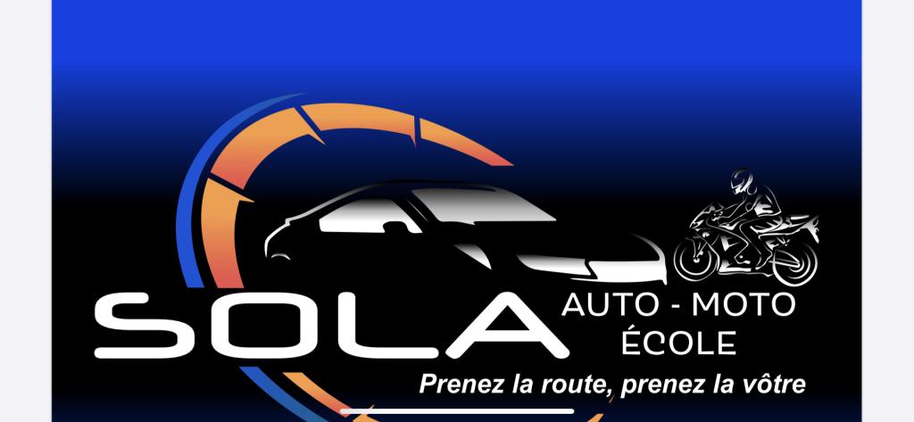 Sola Auto-moto-école - Gennevilliers