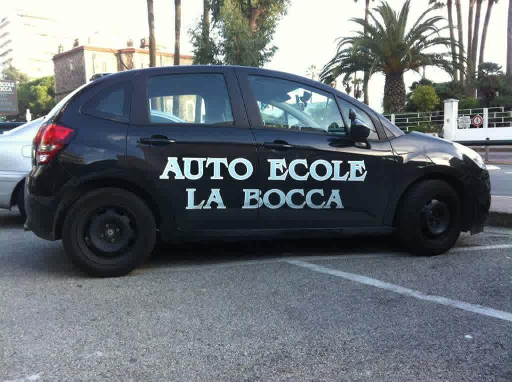 Auto-école La Bocca - Cannes