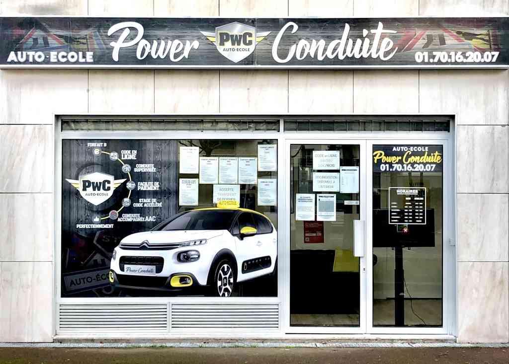 Power Conduite - Suresnes