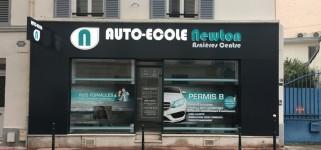 Image de Auto-école Newton Asnières Centre