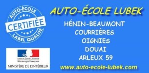 Image de Auto-école Lubek Hénin-Beaumont