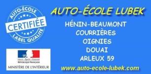 Image de Auto-école Lubek Courrières