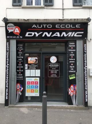 Auto-école Dynamic