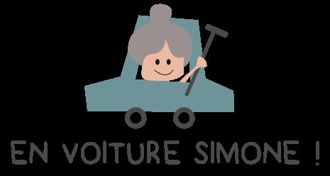Logo En Voiture Simone