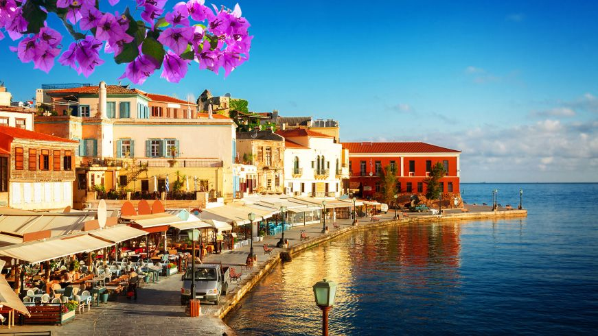 Get your Car from Chania in Crete