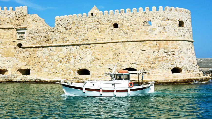 Crete (Hraklio), Greece