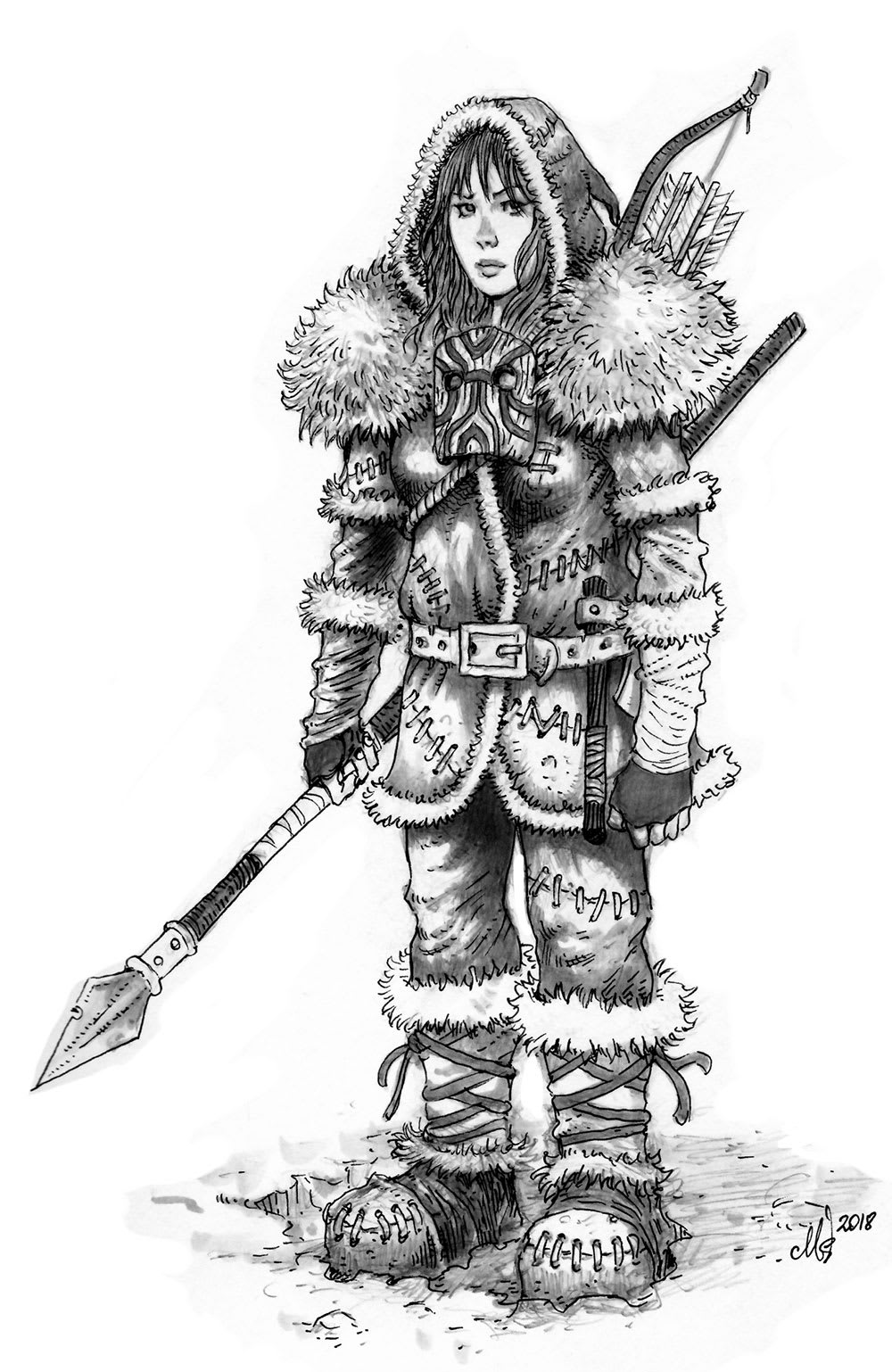 Alaise, Man Arctic Strider