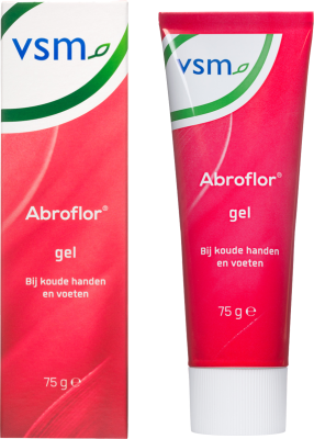 Afbeelding: VSM Abroflor gel voor koude handen en koude voeten
