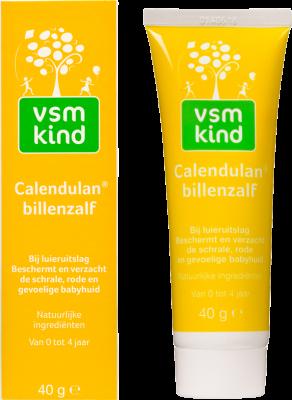 Afbeelding: VSM Kind Calendulan billenzalf bij luieruitslag
