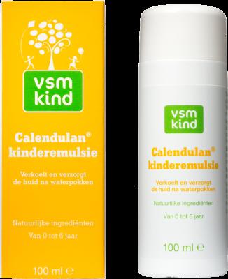 Afbeelding: VSM Kind Calendulan kinderemulsie verkoelt en verzorgt