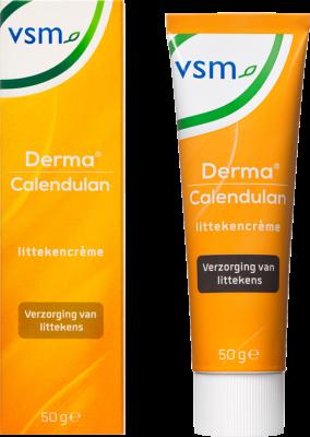 Afbeelding: VSM Derma Calendulan littekencrème