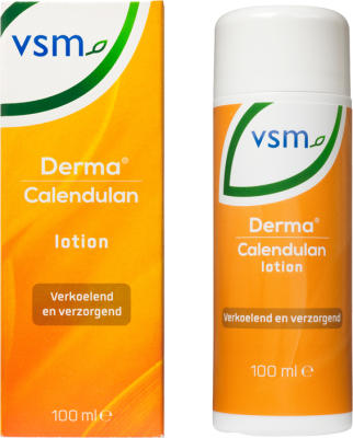 Afbeelding: VSM Derma Calendulan lotion