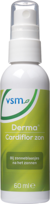 Afbeelding: VSM Derma Cardiflor zon
