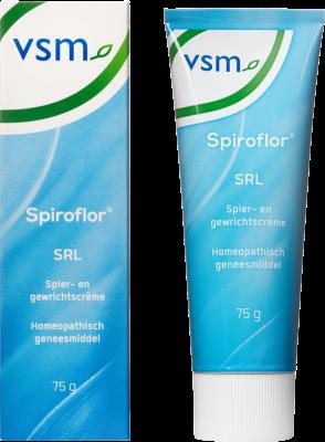 Afbeelding: Homeopathisch geneesmiddel VSM Spiroflor SRL