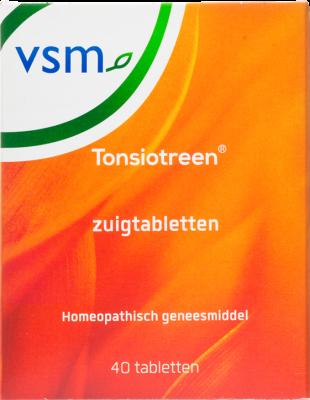 Afbeelding: Homeopathisch geneesmiddel VSM Tonsiotreen