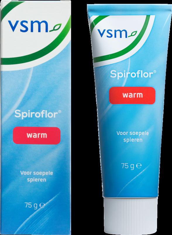 Afbeelding: VSM Spiroflor warm voor soepele spieren