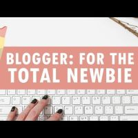 Blogging For Total Newbies