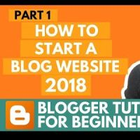 Blogger Tutorial for Beginners