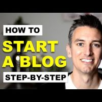 get started on writing a blog