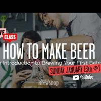 How to Make Beer | An Introduction to Brewing Your First Batch
