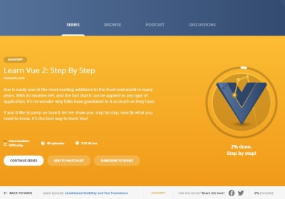Vue js Examples Showcase - Vue js Projects