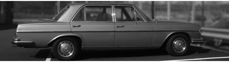 Onderdelen Cataloog W114 W115 - Classic Mercedes Parts