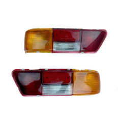 Tail Light Lenses Left and Right - 280 SL