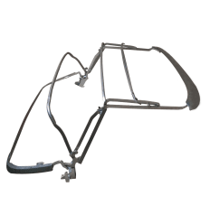Soft Top Frame Komplett - W113