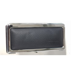 Ashtray Black Leather - W113 - Small scratch mark