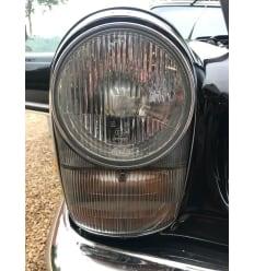 Used US Headlights Including Chrome Bezel Rings -  230SL 250SL 280SL