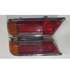 Tail Light Lenses L+R Complete 230SL W113 - 1138200164 - 1138200264