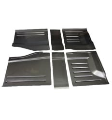 Floor Panel Set - 6 pieces - W113