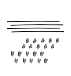Window Scraper Seal Installation Kit - W113