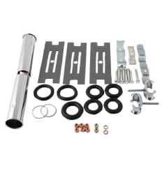Complete Uitlaat Montage Kit - W113
