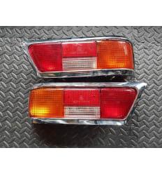 OEM NOS Achterlicht Glazen Links en Rechts Compleet - 280SL - 1138200164 - 1138200264