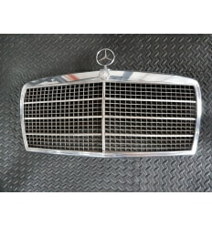 W116 Front Grille Complete with Emblems - A1168880515