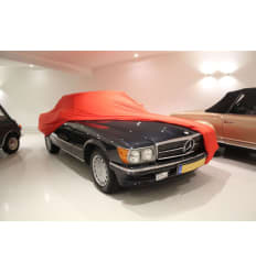 Mercedes-Benz R107 SL Premium Indoor Stretch Autoabdeckung