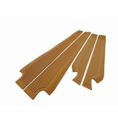 Sill Mat Set Rubber Tobacco Brown W108 W109