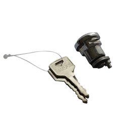 Lock Button with Key 60'-63' - 190SL W121