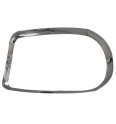 Chrome Bezel for Headlamp - Euro Only - W113 - 1138260189