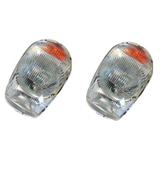Headlights EU Model LHD - 230SL 250SL 280SL W113 - 1138200461