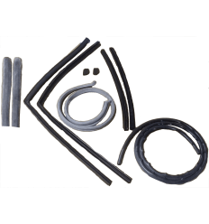Complete Soft Top Seal Set - W113