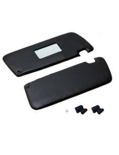Zonnekleppen met clipjes Zwart SL107 - PRE-ORDER