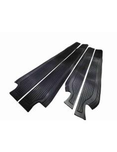 Dorpelmatjes Zwart W108 W109